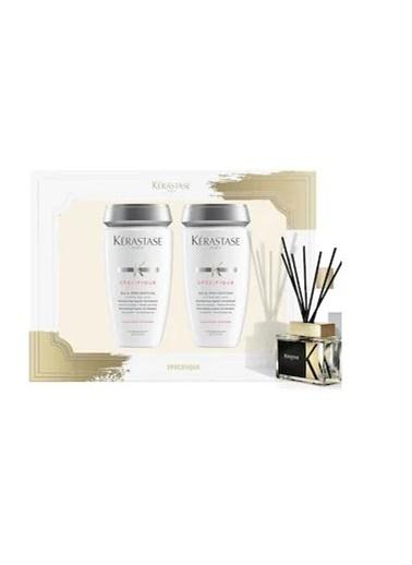 Kerastase Specifique Saç Bakım Seti + Oda Parfümü - Bain Prevention Şampuan 250 ml Renksiz
